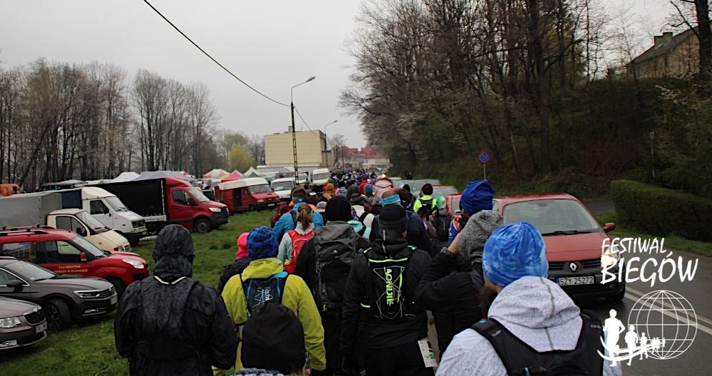 f05c8f2580d7a Maraton Leśnik-Wiosna w Porąbce (13.4.2019)
